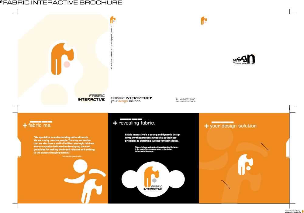 Fabric Interactive Corporate identity
